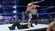 Miz beaten down Dean Ambrose