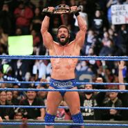 Bobby Roode wins the United States Champion