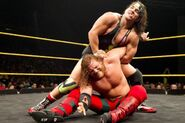 Chad Gable grappling Murphy