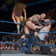 Luke Harper and Randy Orton losing to Gable