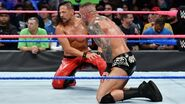 Nakamura and Orton shockly loss