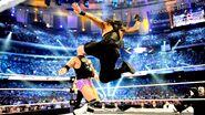 Roman-Reigns hit Gunn