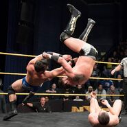 Strong drops Bobby Fish on O'Reilly