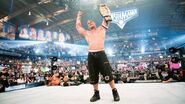 John-Cena defeated Triple-H WM23