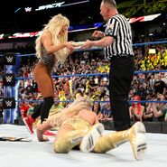 Carmella cashes in her Money in the Bank contract on Charlotte