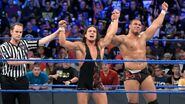 Jason and Chad on SmackDown