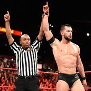 Balor wins with the victory