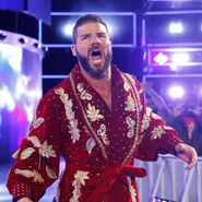 Bobby Roode is ready to go