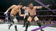 Neville against TJ Perkins