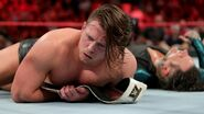 The-Miz retained the Intercontinental Champion