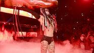 Finn Balor Demon King at Summerslam