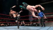Eddie-Guerrero dropkick Triple-H