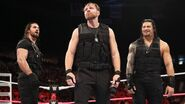 The Shield return on Raw