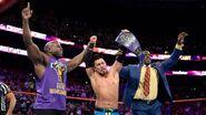 Titus and Apollo celebrate Akira-Tozawa wins