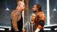 Undertaker against Triple H