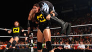 Wade Beating Undertaker