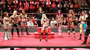 Alexa-Bliss with whole womens division