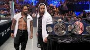 Usos on SmackDown Live