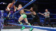 Usos tosses Mojo-Rawley into Zack-Ryder
