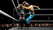 Bayley against Nia Jax for the NXT Women's Champion