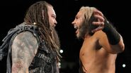 Woken Matt Hardy interrupt by Bray Wyatt