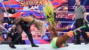 Natalya threw off Naomi