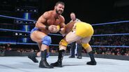 The Glorious Bobby Roode takes the fight to Mojo Rawley
