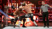 Ziggler displays a grittier offense as he puts the fists to Roode
