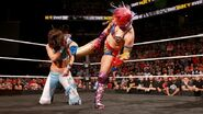 Bayley defeated by Asuka