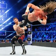 Ziggler and Zayn come out swinging