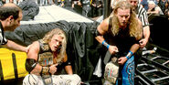 Edge and Christian wins World Tag Team Champion