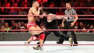 Bray Wyatt start attacking Jordan