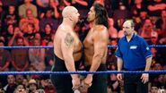 Big-Show face-to-face the Great-Khali