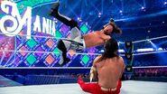 Styles forearm Nakamura