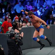 Bobby Roode jumps on Corbin