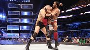 Rawley tangles with Jinder-Mahal