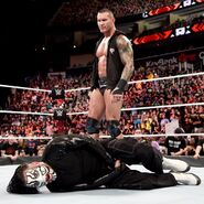 Jeff and Orton Extreme Rules