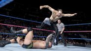 Aiden-English stomps on Orton