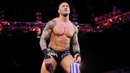 Randy Orton ready to strikes