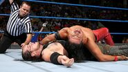 Nakamura pinned Corbin