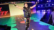 TJP battles on 205 Live