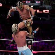 Kalisto jumps on Enzo