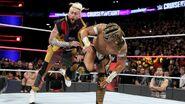Kalisto attacks Enzo-Amore