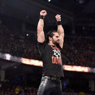 Rollins Raw