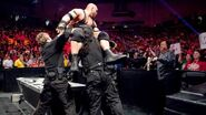 The Shield debut