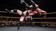 Strong lifted up Roode