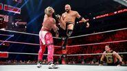 Anderson kicking Enzo