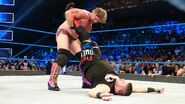 Wall of Jericho on Styles