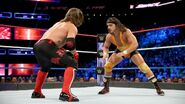 Styles head-to-head against Chad-Gable