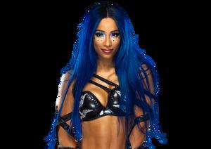 Sasha Banks pro